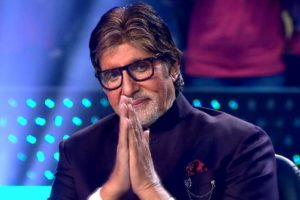 Amitabh Bachchan misses his fan crowd amid lockdown