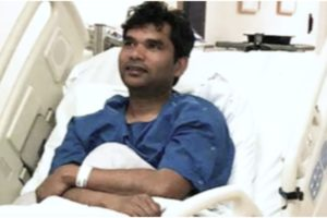 Arun Kumar, man who willingly got coronavirus injected in himself
