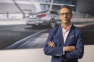 Vikram Pawah is appointed President of BMW Group India along with Australia and New Zealand
