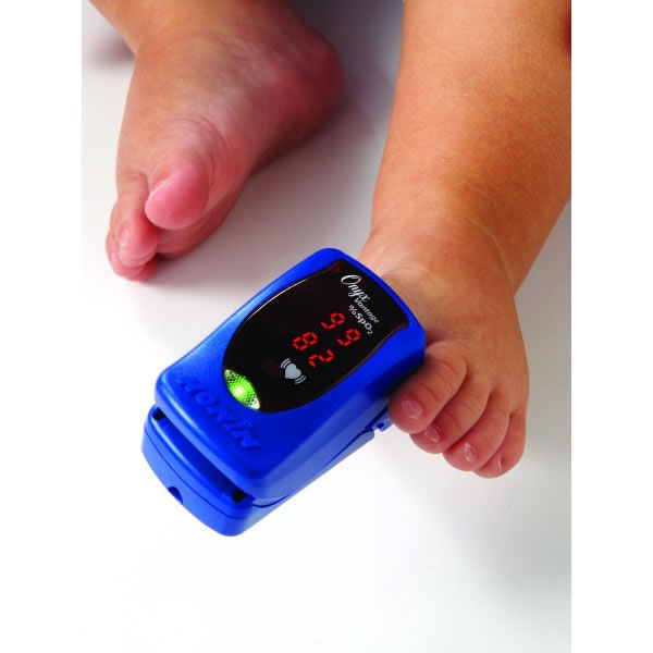 What is a pulse oximeter