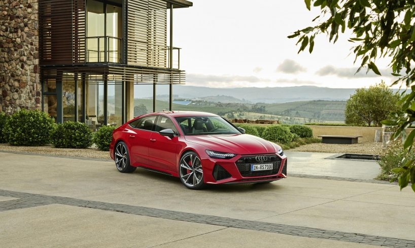 Audi RS 7 Sportback launched in India at Rs 1.94 crore