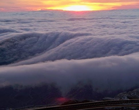 Cloud's - End - Mussorie